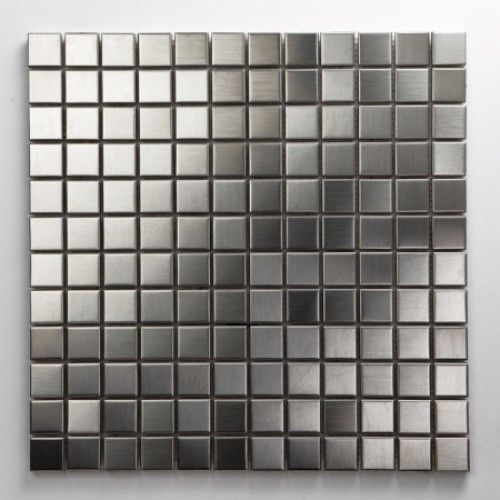 Stainless Matal mosaic tiles