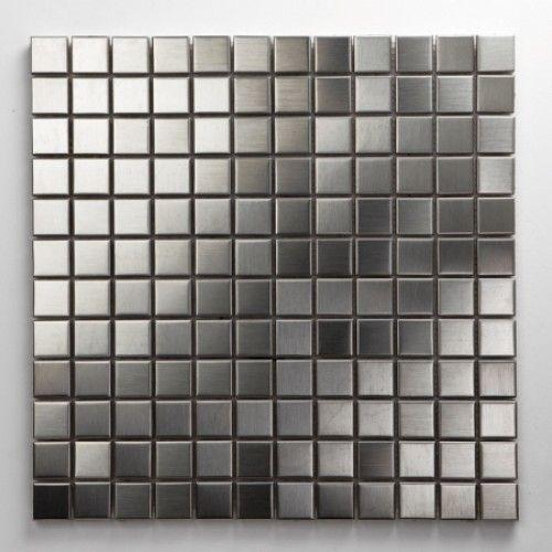 Stal Nierdzewna Metal mozaiki