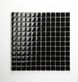 Nero Black szklana mozaiki