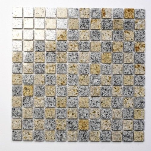 Padang Cristal Yellow kamienia naturalnego mozaiki