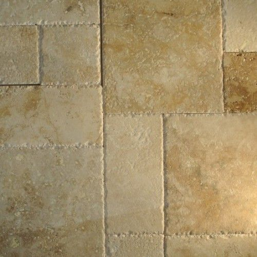 Travertin carrelage beige de 38 90 m ninos pierre - Carrelage travertin ...