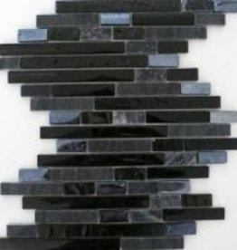 Pasha szklana mozaiki 1 wybór w 30x30x1 cm