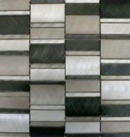 Selenite Metal mozaiki 1 wybór w 30x30x1 cm