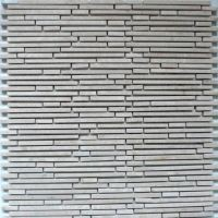 Superslim Biancone pierre naturelle Mosaïque Carrelage