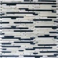 Superslim Carrara Naturstein Mosaikfliesen