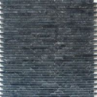 Superslim Negro Natuursteen Mozaïek Tegels