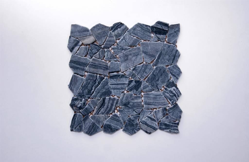 Stone pierre naturelle Mosaïque Carrelage