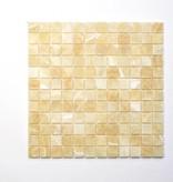 Elegance Gold Naturstein Mosaikfliesen