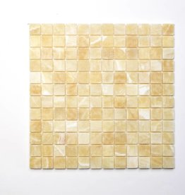 Elegance Gold natural stone mosaic tiles 1. Choice in 30x30 cm