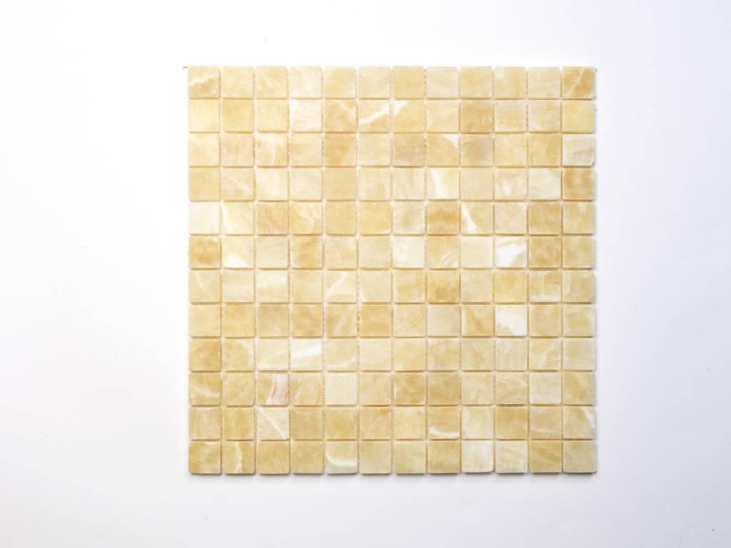 Elegancja Złote kamienia naturalnego mozaiki