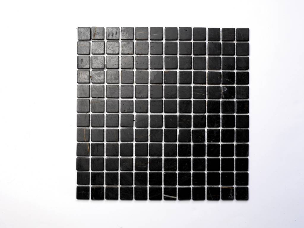 Nereo Marquina kamienia naturalnego mozaiki