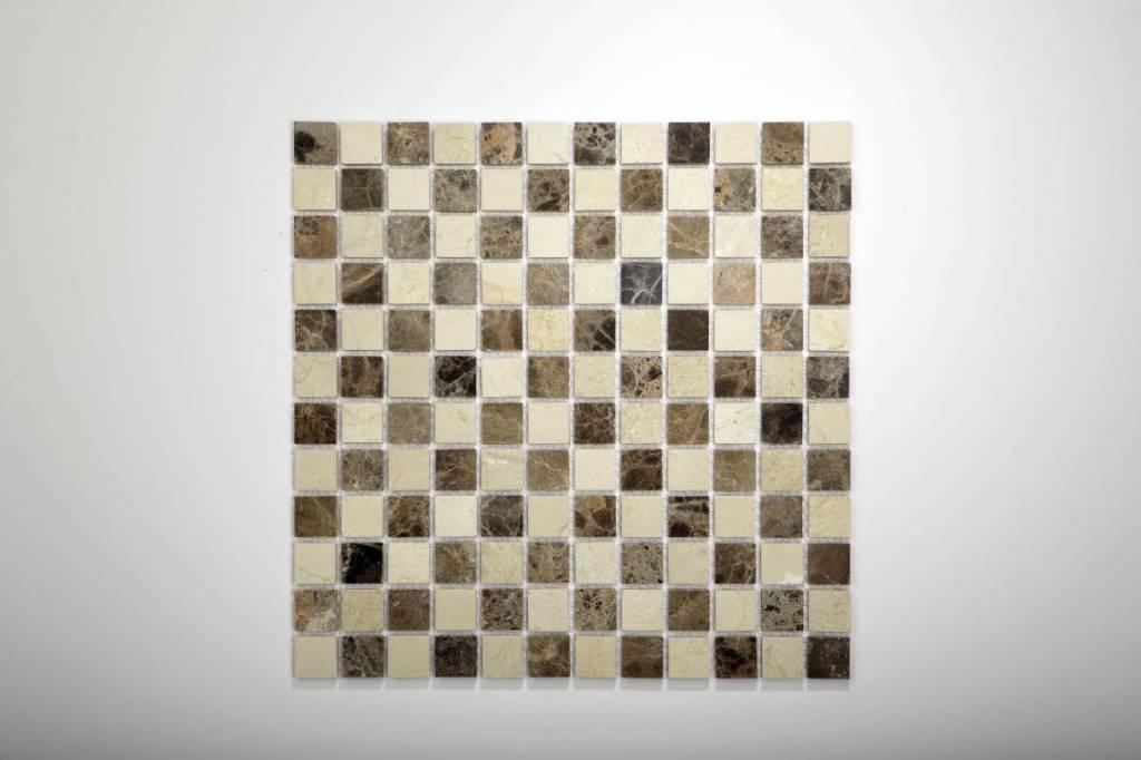 Florence Naturstein Mosaikfliesen