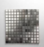 Iron Edelstahl Metall Mosaikfliesen