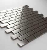 Iron Stal Nierdzewna Metal mozaiki