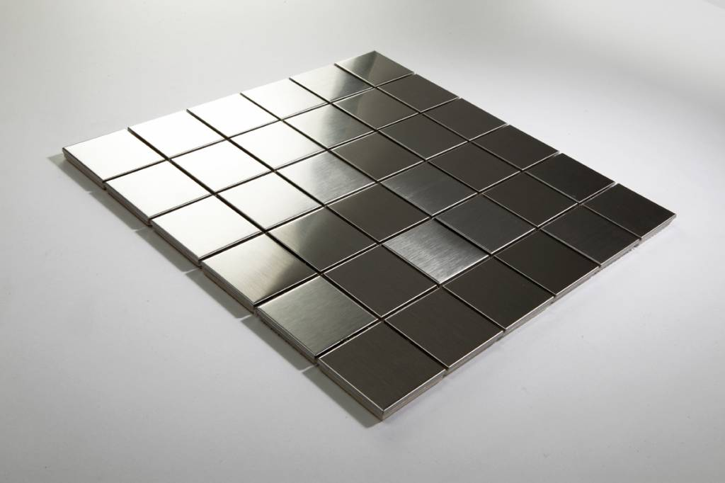 Iron Stainless Matal mosaic tiles