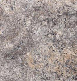 Travertin Fliesen Silver Römischer Verband 1.Wahl Premium Qualität in 1,2 cm Stärke