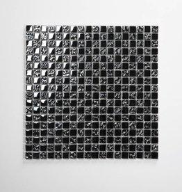 Perlmutt verre Mosaïque Carrelage 1. Choice dans 30x30x1 cm
