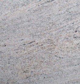 Cielo White Dalles en granit poli, chanfrein, calibré, 1ère qualité premium de choix dans 61x30,5x1 cm