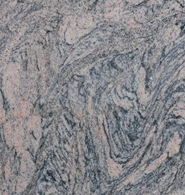 Juparana China Granite Tiles Polished, Chamfer, Calibrated, 1st choice premium quality in 61x30,5x1 cm