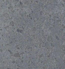 Steel Grey Natuursteen Tegels Leather Finish, Facet, Gekalibreerd 1. Keuz in 60x40x1 cm