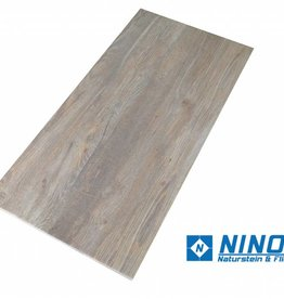 Holzoptik Brown Light Terrassenplatten 2.Sortierung in 80x40x2 cm