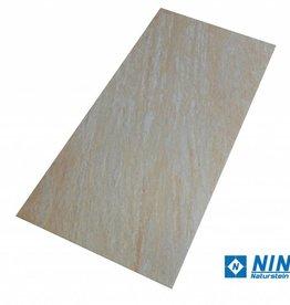 Sandstone Light Terrassenplatten 2.Sortierung in 80x40x2 cm