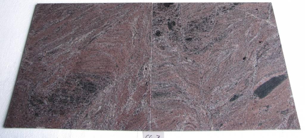Paradiso Classico Natuursteen Tegels Gepolijst Facet Gekalibreerd 61x61x1,5cm