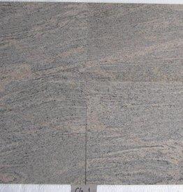 Juparana Colombo Naturalstone Tiles Polished 40 cm Free length / 1,5 cm, 1. Choice