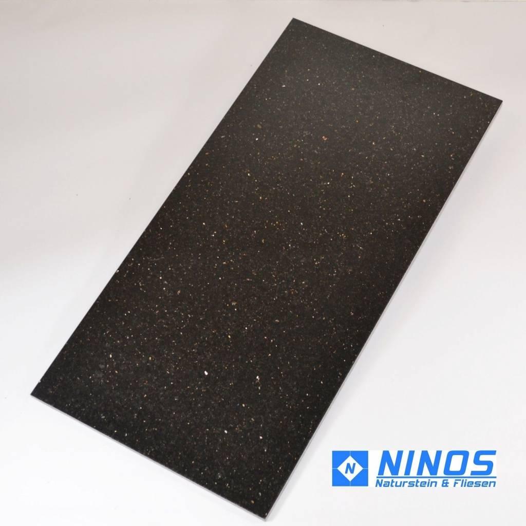 Black Star Galaxy Granit Płytki