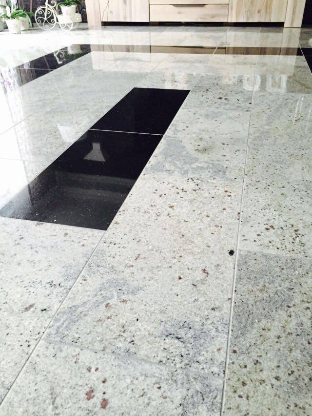 New Kashmir White Granite Tiles For 4450m Ninos Naturalstone