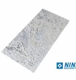 Kashmir White Scuro Graniet Tegels
