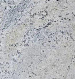 Kashmir White Scuro Dalles en granit poli, chanfrein, calibré, 1ère qualité premium de choix dans 61x30,5x1 cm