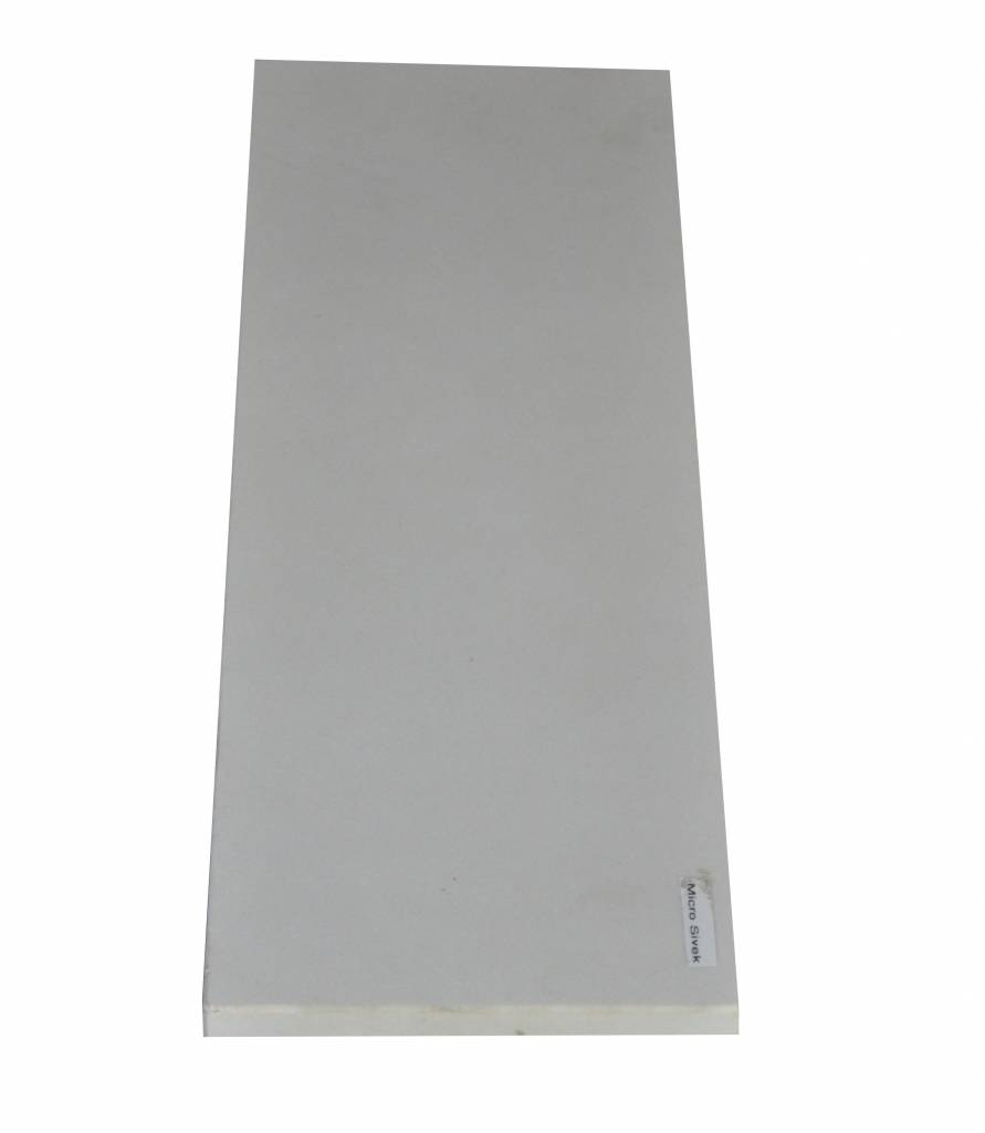 Micro Carrara Artificial stone windowsill
