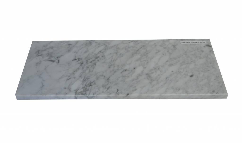 Bianco Carrara Parapet z marmuru