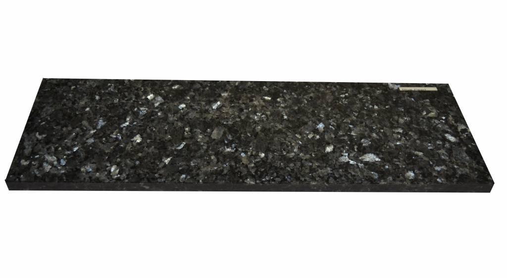 Labrador Blue Pearl GT Naturstein Granit Fensterbank