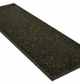 Nero Black Fenêtre de pierre naturelle seuil surface polie, 1. Choice, bord à 1 côté long et 2 côtés courts anglés et polis, il est possible de mesurer aussi!