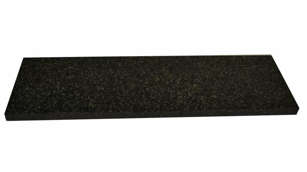 Nero Black Fenêtre de pierre naturelle seuil