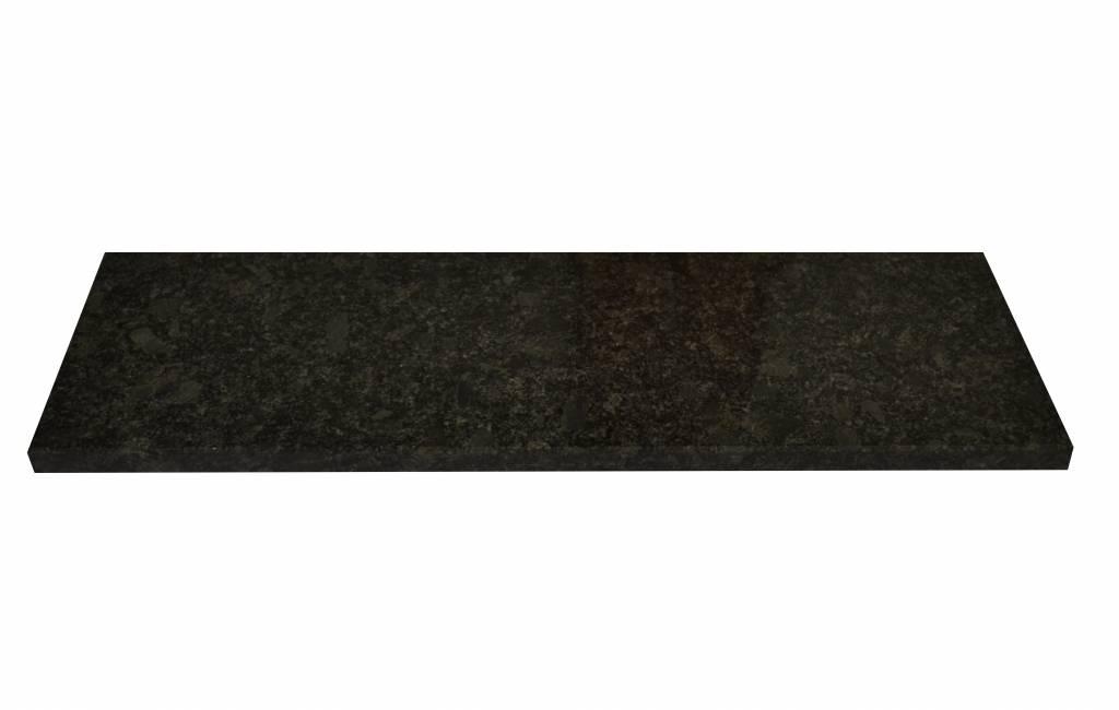 Steel Grey Fenêtre de pierre naturelle seuil
