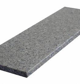 Padang Rosa Naturstein Granit Fensterbank, Polierte Oberfläche, 1. Wahl, Kante auf 1 Lange Seite und 2 kurze Seiten Gefast und Poliert, auf Maß auch möglich!