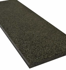 Padang Impala Natural stone granite Window sill, Polished surface, 1. Choice, edge to 1 long side and 2 short sides chamfered and polished, it is possible to measure also!