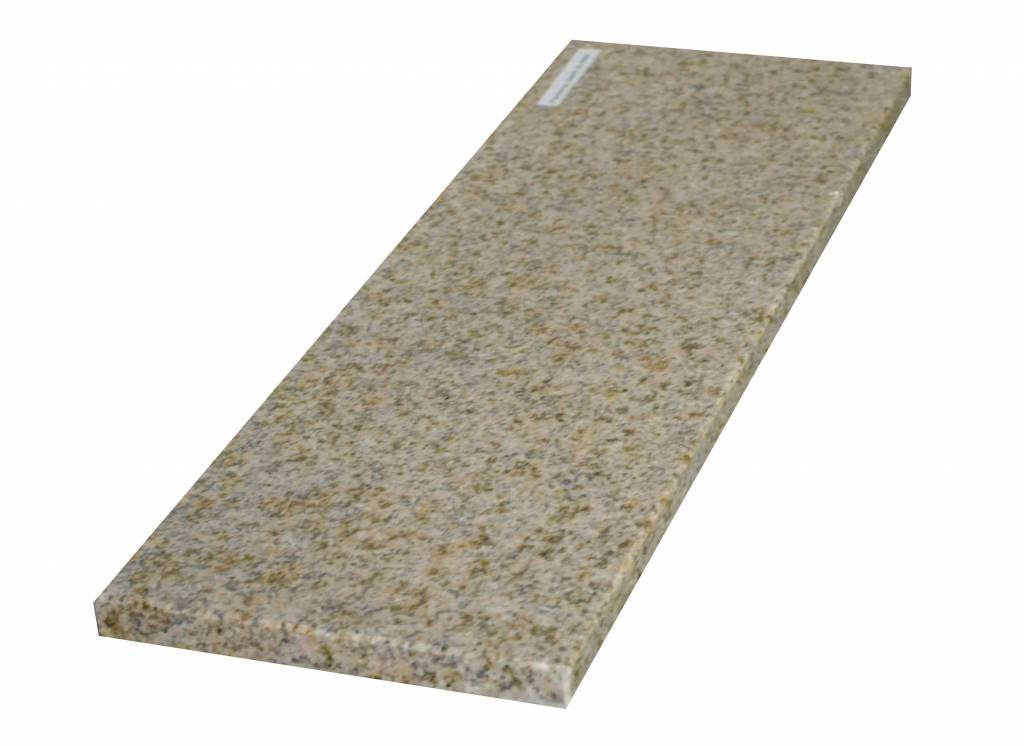 Padang Yellow Natural stone granite Windowsill