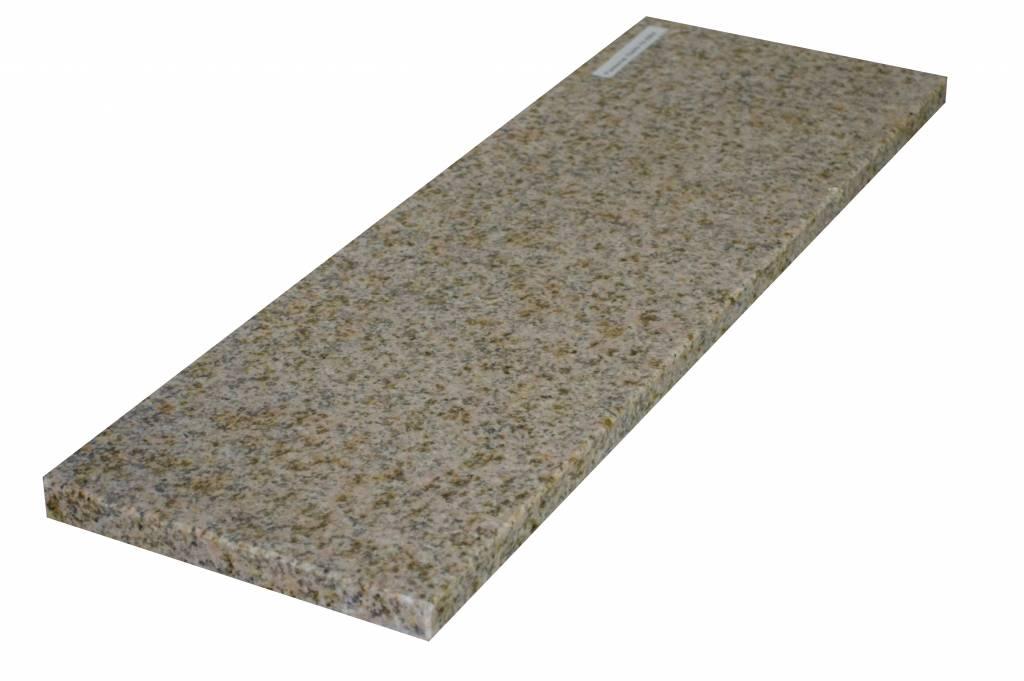 Padang Yellow Naturalny kamień granit parapet
