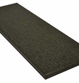 Padang Dunkel Natuursteen granieten vensterbank, gepolijst oppervlak, 1. Keuz, rand tot 1 lange zijde en 2 korte zijden afgeschuind en gepolijst, is het mogelijk om ook te meten!