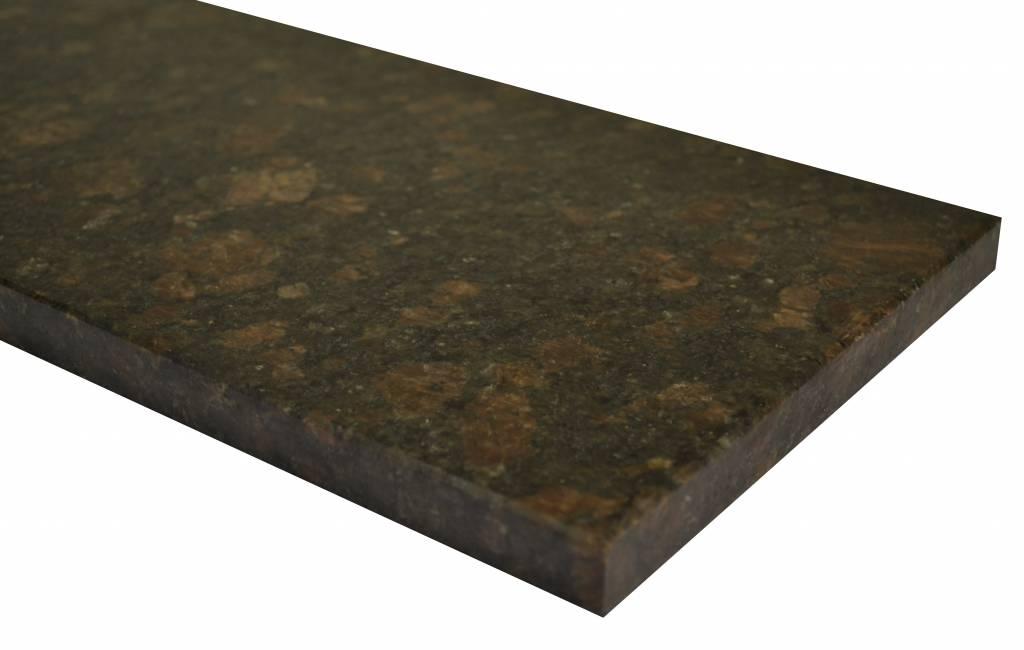 Tan Brown Natuursteen granieten vensterbank