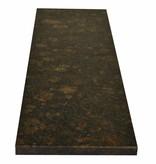 Tan Brown Naturalny kamień granit parapet