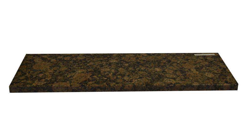 Baltic Brown Natural stone granite windowsill