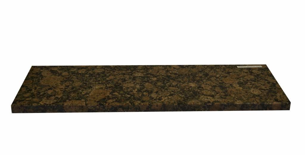 Baltic Brown Natuursteen granieten vensterbank