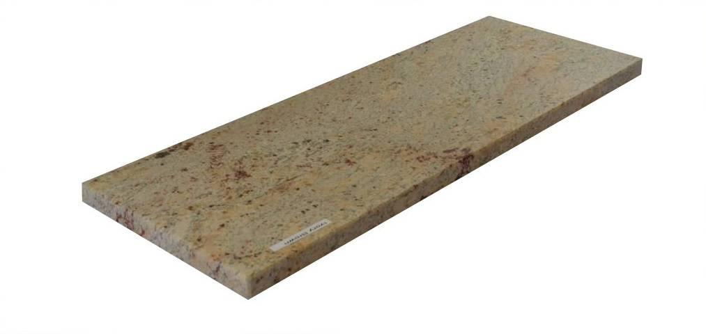 Shivakashi ivory brown granit appuis de fen tres de 35 for Appui de fenetre en pierre naturelle