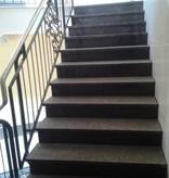 Escalier de granit Pierre naturelle droit, 1. Choice