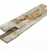 Brickstone Beige Kwarcyt cegły kamienia naturalnego